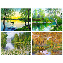 Load image into Gallery viewer, Nature - 5D Diamond Painting