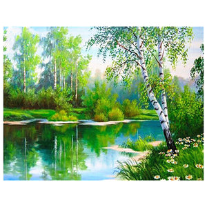 Nature - 5D Diamond Painting