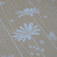 Daisy Meadow Fabric in Golden Yellow (temporarily unavailable)