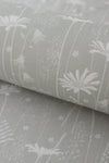 Daisy Meadow Fabric in Sage
