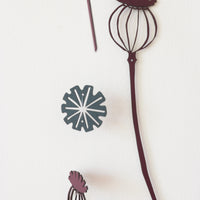 Poppy Seed hanging decoration