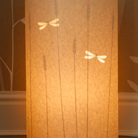 Dragonfly Floor Lamp