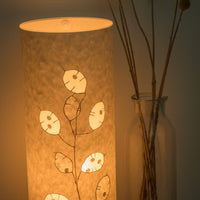 Cylindrical Honesty Table Lamp