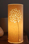 Cylindrical Allium Table Lamp