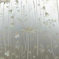 Daisy Meadow Window Film