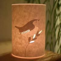 Little Wren Candle Cover