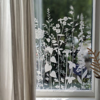Hedgerow window film