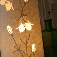 Cylindrical Harebell Table Lamp
