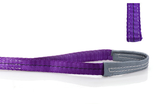 Duplex Flat Webbing Sling 1T 1.5 Meters - Just Tools Pinetown (PTY) Ltd