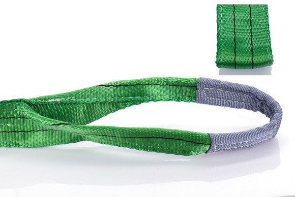 Duplex Flat Webbing Sling 2T 2 Meters - Just Tools Pinetown (PTY) Ltd