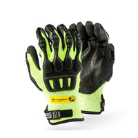 TaeKi5 Heat & Cut, IMPACT glove with HCT, - Just Tools Pinetown (PTY) Ltd