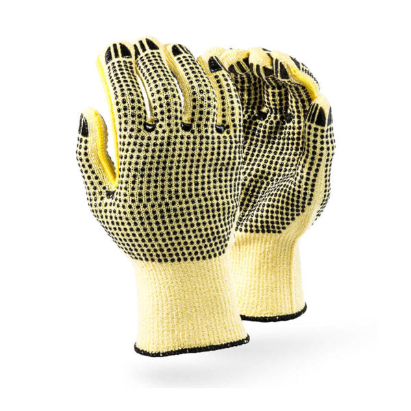 TaeKi5 Super Grip DOUBLE dotted Glove - Just Tools Pinetown (PTY) Ltd
