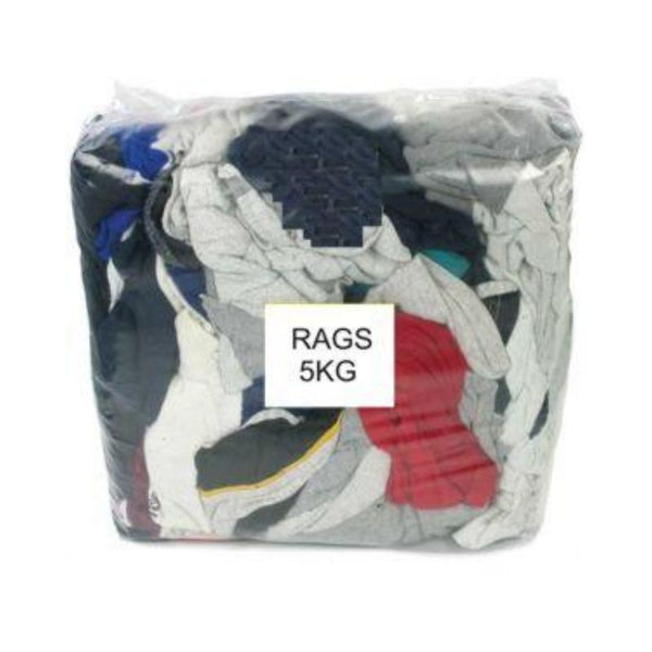 5KG A GRADE WASTE RAGS