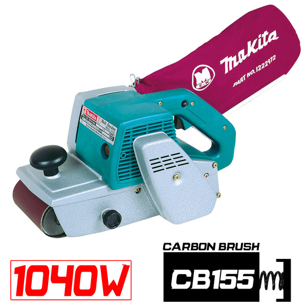 9401 MAKITA BELT SANDER 100MM - Just Tools Pinetown (PTY) Ltd