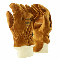DROMEX INFERNO FIRE FIGHTER GLOVE, leather NFPA - Just Tools Pinetown (PTY) Ltd