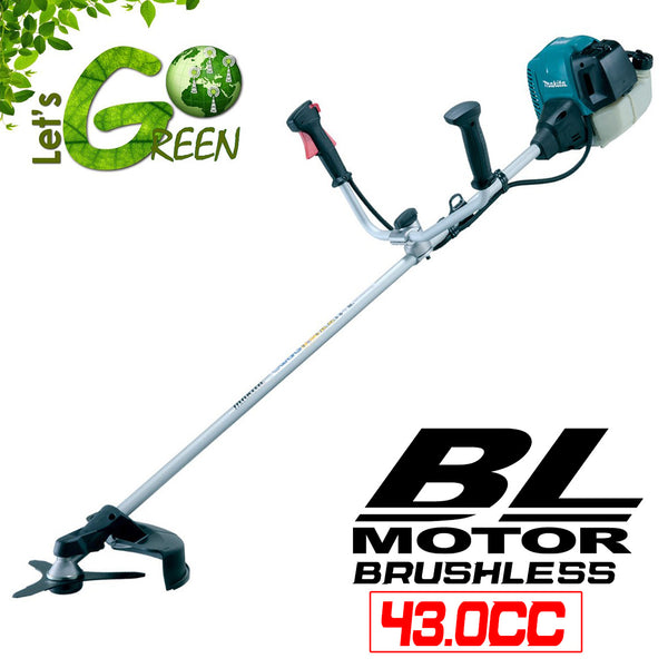 EM4350UH 43.0ML 4-STROKE PETROL BRUSH CUTTER - Just Tools Pinetown (PTY) Ltd