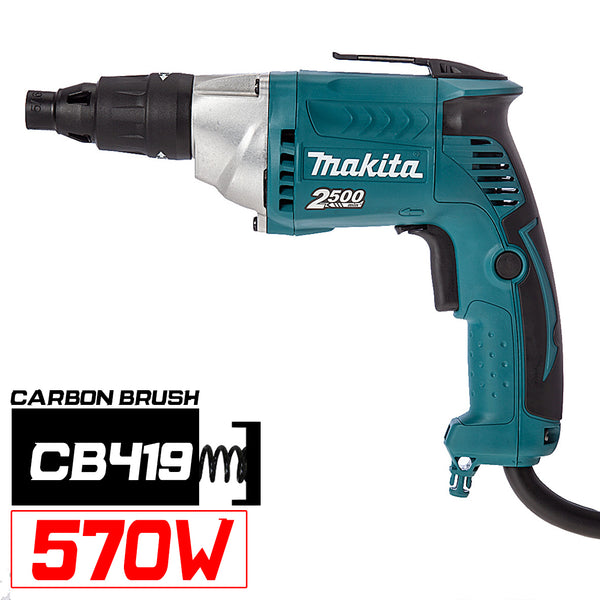 FS2500 MAKITA SCREWDRIVER - Just Tools Pinetown (PTY) Ltd