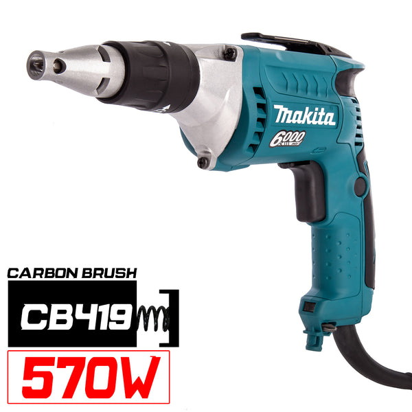 FS6300 MAKITA SCREWDRIVER - Just Tools Pinetown (PTY) Ltd