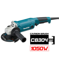 GA5010 ANGLE GRINDER 125MM - Just Tools Pinetown (PTY) Ltd