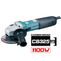 G. GA5040 125MM ANGLE GRINDER - Just Tools Pinetown (PTY) Ltd