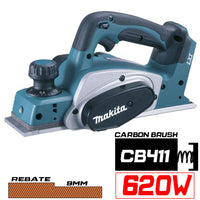 KP0800K MAKITA PLANER 82MM - Just Tools Pinetown (PTY) Ltd