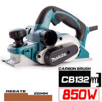 KP0810K 82MM MAKITA PLANER - Just Tools Pinetown (PTY) Ltd