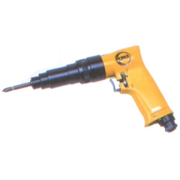 SCREWDRIVER AIR P/GRIP 800RPM - Just Tools Pinetown (PTY) Ltd
