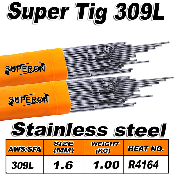 SUPERON TIG WIRE 309L 1.6MM PER KG