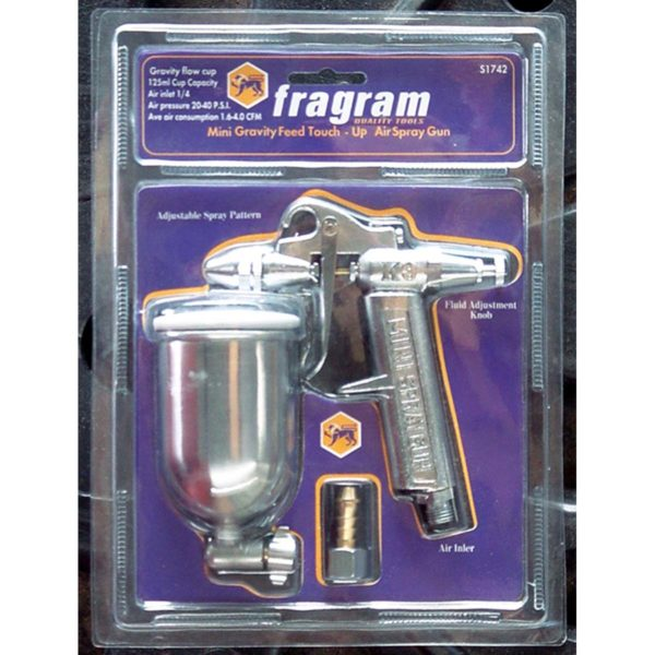 FRAGRAM/GRAV/TOUCH UP GUN K3 - Just Tools Pinetown (PTY) Ltd