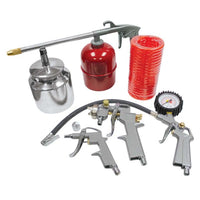 SPRAY GUN KIT 5 PC - Just Tools Pinetown (PTY) Ltd