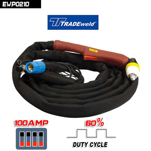 TRADEWELD PLASMA P80(CUT 100) TORCH - Just Tools Pinetown (PTY) Ltd