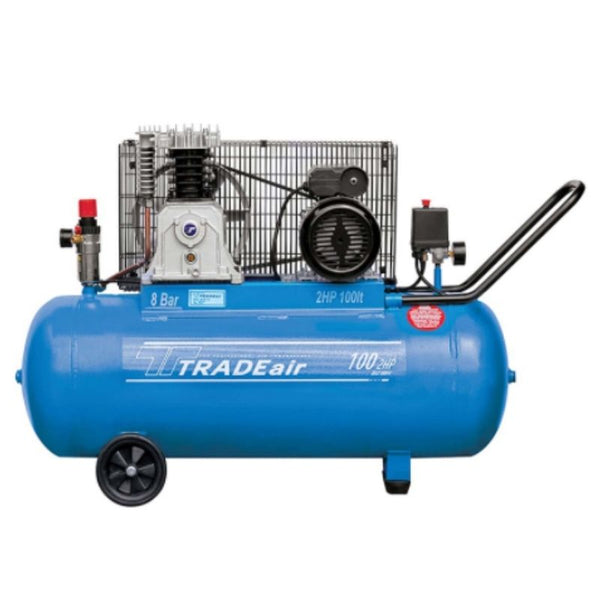 COMPRESSOR 2HP-100L B/D T/AIR