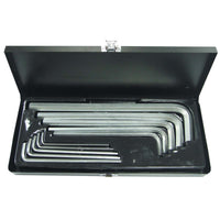 HEX KEY SET - 10PCS - Just Tools Pinetown (PTY) Ltd