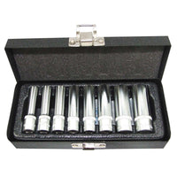 "SCREWDRIVER BIT SET - 1/4""- 8 PCS - Just Tools Pinetown (PTY) Ltd"