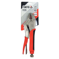 LOCK GRIP PLIERS - 240MM - Just Tools Pinetown (PTY) Ltd