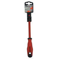 INSULATED SCREWDRIVER - FLAT - 3.0 / 75 - Just Tools Pinetown (PTY) Ltd