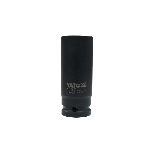HEXAGONAL DEEP IMPACT SOCKET - 22MM