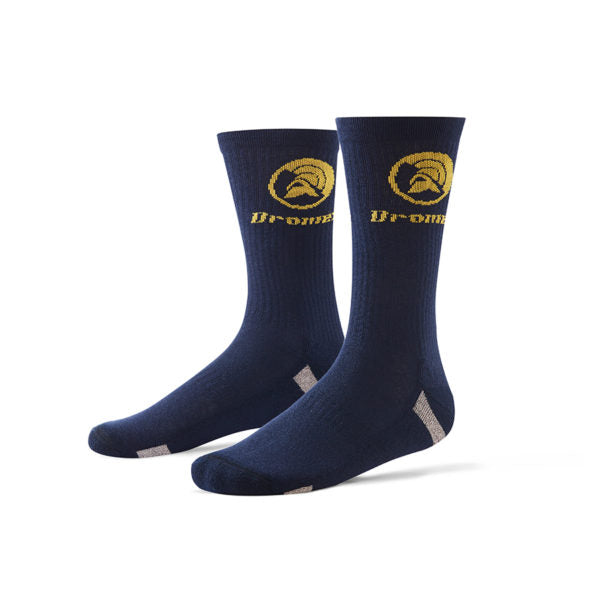 DROMEX ANTI-STATIC NAVY BLUE SOCKS - Just Tools Pinetown (PTY) Ltd