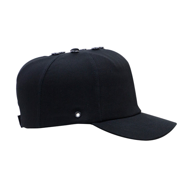 BUMPCAP 100% cotton EN812, Navy Blue - Just Tools Pinetown (PTY) Ltd