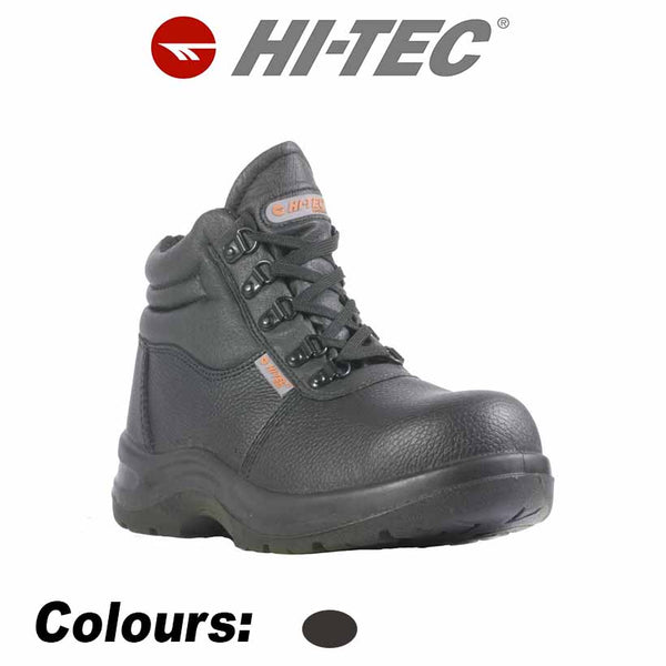 HI-TECH INTERCEPTOR ASKARI STEEL TOE BOOT - Just Tools Pinetown (PTY) Ltd