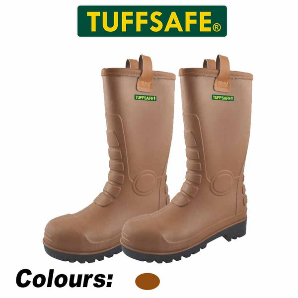 TUFF SAFE GUMBOOTS - Just Tools Pinetown (PTY) Ltd