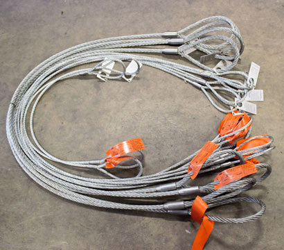 WIRE ROPE LIFTING SLINGS