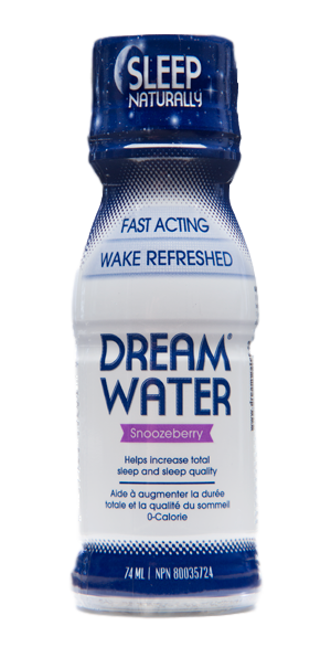 Dream Water (Sleep Aid Shot)
