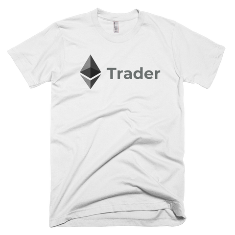 Ethereum Trader T-Shirt - Crypto shirts, Crypto t shirts, Cryptocurrency shirts, Crypto Apparel,