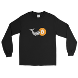 Bitcoin Whale - Crypto shirts, Crypto t shirts, Cryptocurrency shirts, Crypto Apparel,