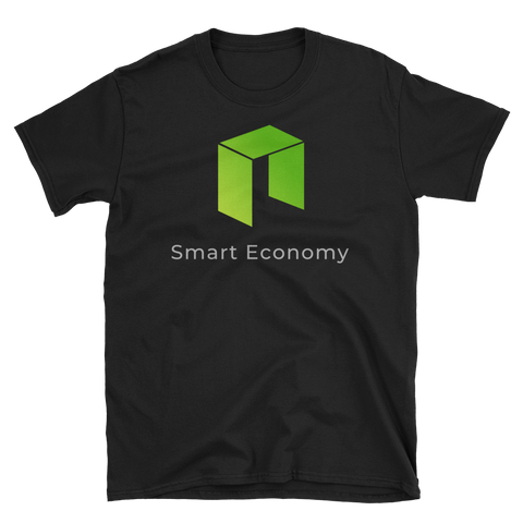 NEO Smart T-Shirt - Crypto shirts, Crypto t shirts, Cryptocurrency shirts, Crypto Apparel,