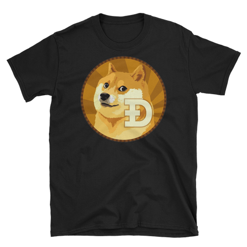 Big Doge T-Shirt -  - Crypto shirts, Crypto T-shirts Crypto Clothes, Crypto Apparel, Bitcoin Apparel, Crypto Billionaire