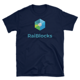 RaiBlocks T-Shirt - Crypto shirts, Crypto t shirts, Cryptocurrency shirts, Crypto Apparel,