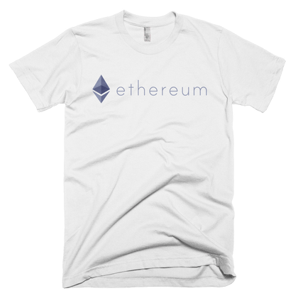 Ethereum T-Shirt -  - Crypto shirts, Crypto T-shirts Crypto Clothes, Crypto Apparel, Bitcoin Apparel, Crypto Billionaire