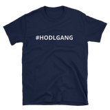 #HODLGANG T-Shirt - Crypto shirts, Crypto t shirts, Cryptocurrency shirts, Crypto Apparel,